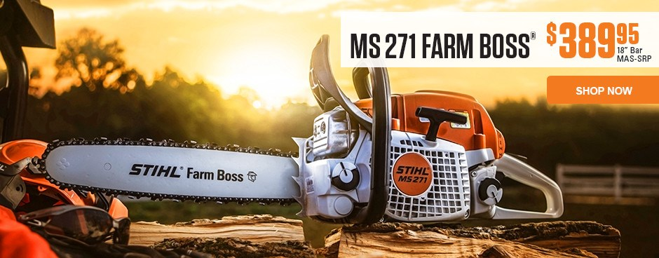 MS 271 FARM BOSS